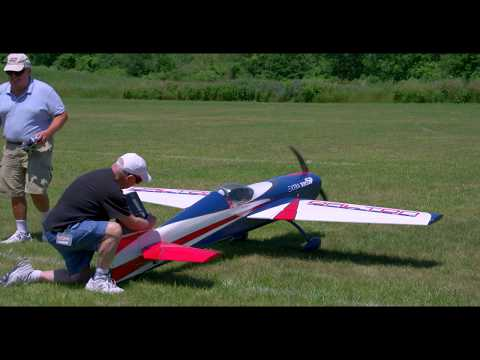 Tom And Ron Maiden their two Dalton Extra 330 SP's  4K 30p