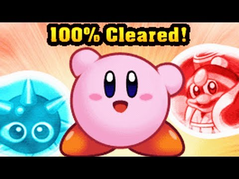 Kirby Mass Attack - FINALE  +100% GAME COMPLETE