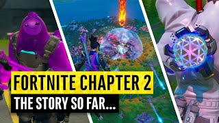 Fortnite Chapter 2 | The Story So Far... (Season X - Chapter 2)