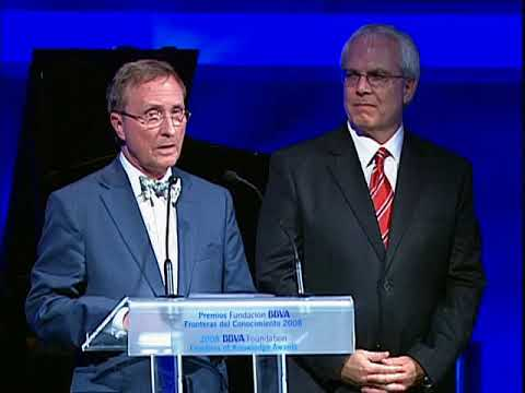 Speech by Lovejoy and Laurance, 2008 BBVA Foundation Frontiers of Knowledge Award in Ecology