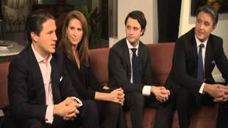 The Residences: Inside 24 Sussex - Home of Canada's Prime Minister - The Mulroney Kids