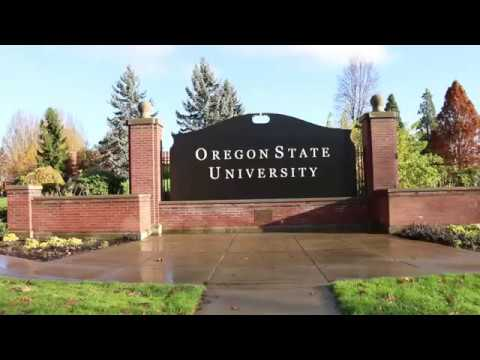 Welcome to Oregon State University