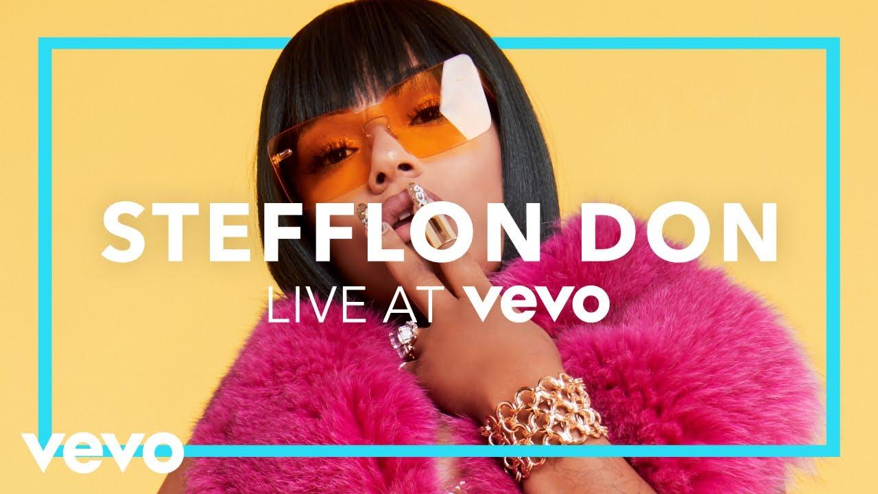 Download Stefflon Don - 16 Shots (Live At Vevo)