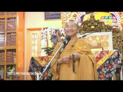 Triết lý Phật giáo qua năm thủ ấn quan trọng - TT.Thích Nhật Từ