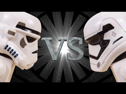 LEGO Star Wars - STORMTROOPER FACE-OFF