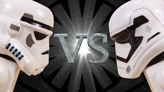 LEGO Star Wars - STORMTROOPER FACE-OFF