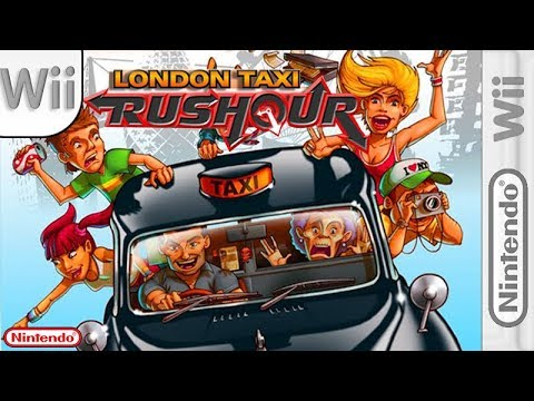 Longplay of London Taxi: Rushour