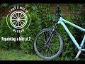 Repainting a bike pt.2