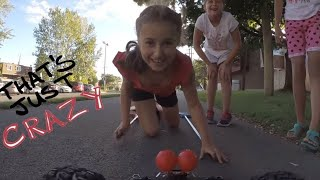 """CRAZY GIRLS ATTACK """"HENRY THE RC CAR""""!"""