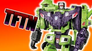 Generations Titan Class CONSTRUCTICONS and DEVASTATOR Images (TFTN Episode #50)