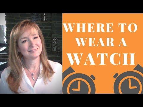 Which Hand To Wear A Watch | Wrist Watch