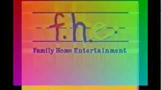 1983 FHE Logo Enhanced with Diamond Audio Effect