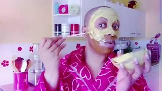 Ces 4 masques puissants te donnera un teint parfait sans taches ...