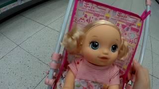 Куклы Пупсики Беби Бон Элайв Игрушки Маша и Медведь Покупки Детский Магазин Vlog Сборник Zyrikitv