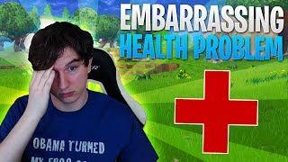 Embarrassing Health Problem...