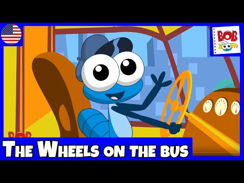 The Wheels on the Bus - Bob Zoom