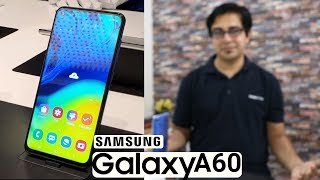 Samsung Galaxy A60 Official I Cheapest Punch Hole Display with Snapdragon 675