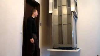 телескопический подъемник (мансардный лифт)(Идеальное решения для секретной комнаты в доме., 2011-01-27T11:56:35.000Z)