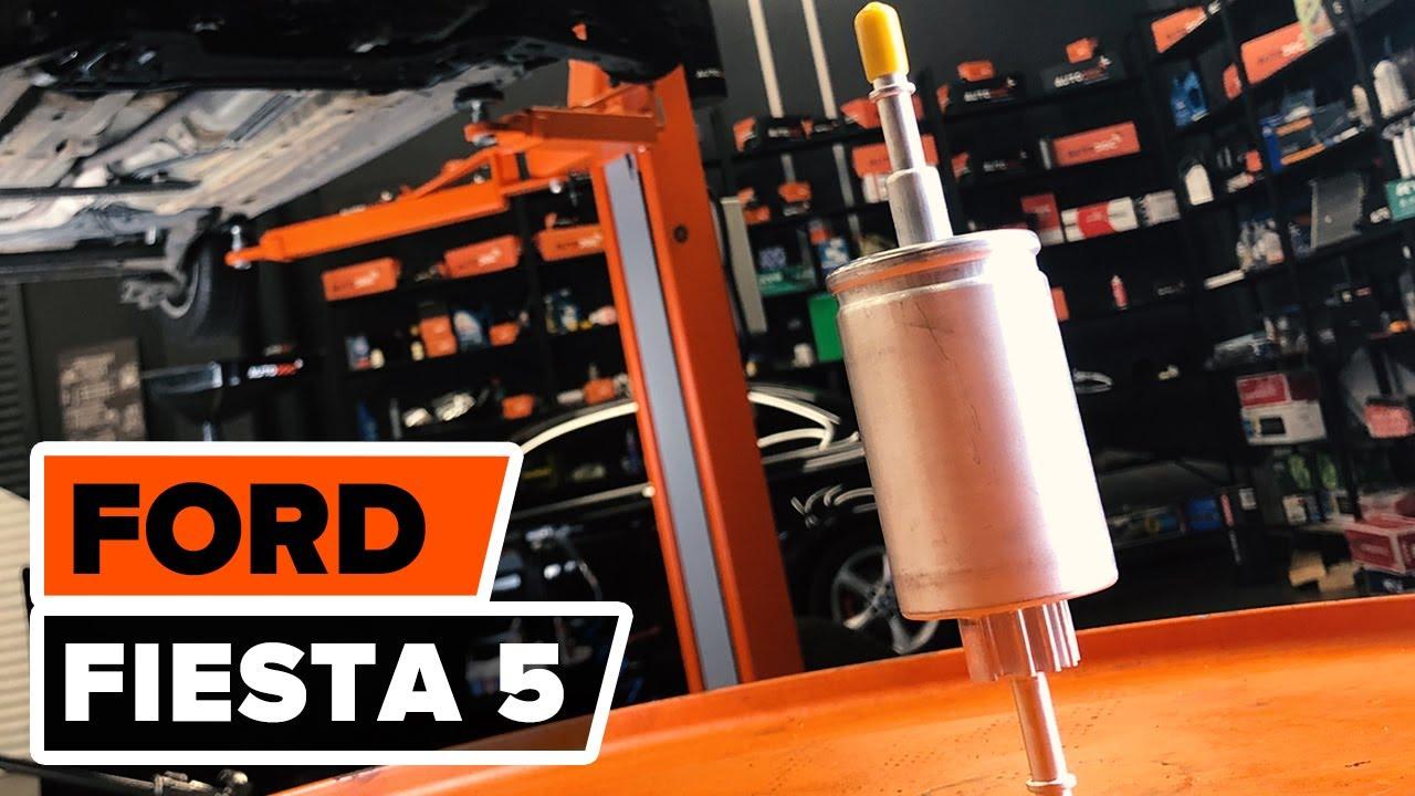 Comment Remplacer Des Filtre 224 Carburant Sur Une Ford