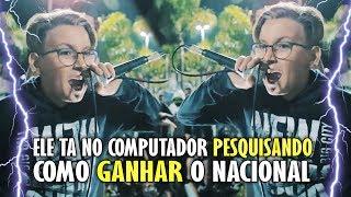 Download lagu FAMOSO APANHANDO pro MC DESCONHECIDO !!!!!!!!  ‹RimasElaboradas›