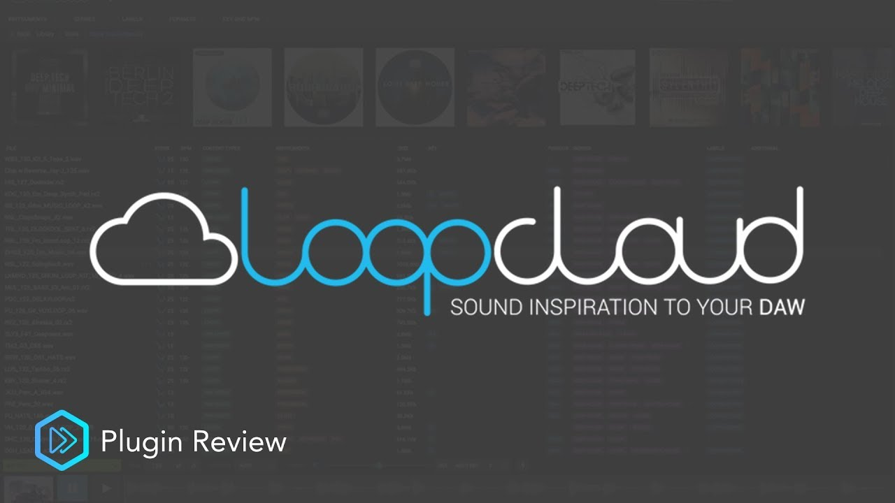 Loopcloud by Loopmasters | Plugin Review - YouTube