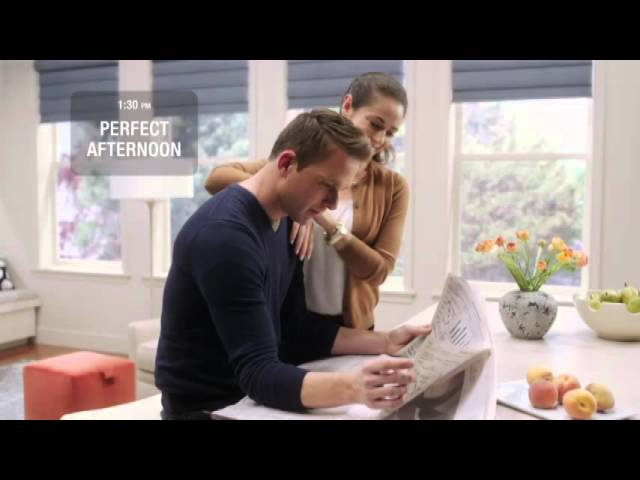 Wendy Interiors Hunter Douglas TV Spot