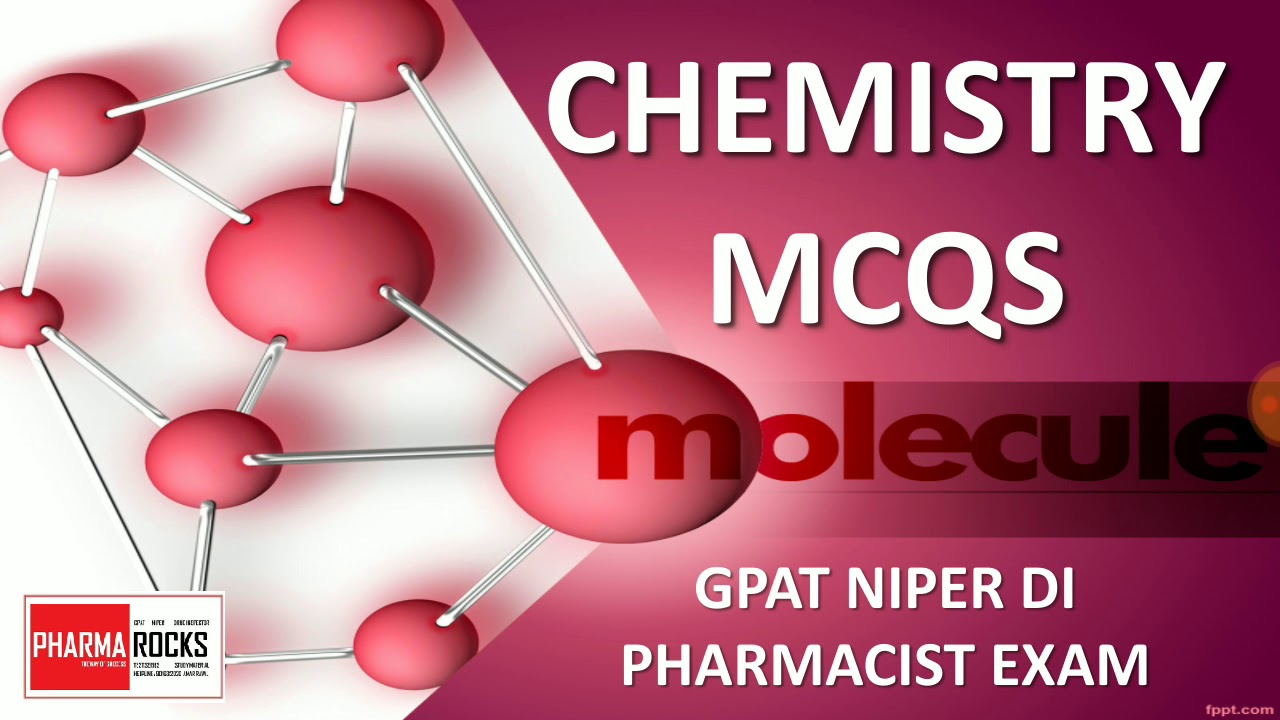 CHEMISTRY MCQS FOR COMPETITIVE EXAMS