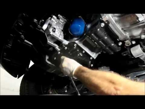 How To Change The Oil And Filter On A Kia Soul Youtube