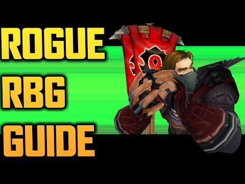 Sub Rogue Guide - RBG Ninja Capping [Legion 7.3]