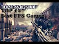 Top 10 Best 1st Person Shooting Games ( Android )
