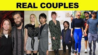 Game of Thrones Real Life Couples 2019