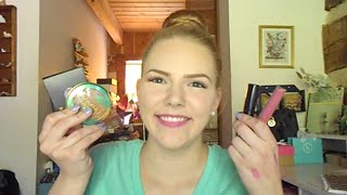 Spring Beauty Haul: Colour Pop, Urban Decay & More