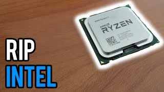 HUGE Ryzen 3000 Leak! If its True... RIP Intel