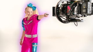 "JoJo Siwa - The Making of ""BOP!"" (The Music Video)"