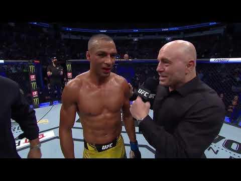 UFC 262: Эдсон Барбоза - Слова после боя