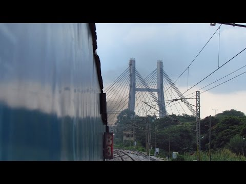 Highlights of a Chennai Bengaluru Train Journey, A Ride behind twin Diesel Locos | INDIAN RAILWAYS
