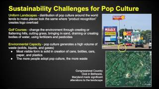 Chapter 4 Key Issue 4 - Folk & Popular Culture - AP Human Geography