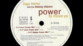(1995) ZIGGY MARLEY & THE MELODY MAKERS - Power to move ya (Smoove Power)