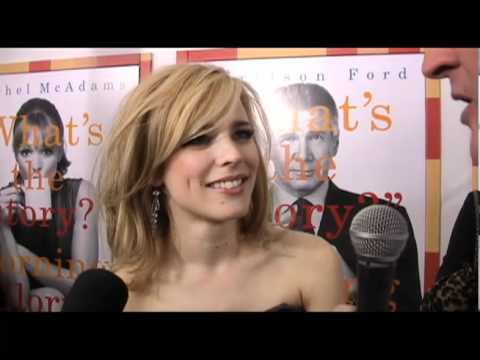 Harrison Ford Rachel McAdams with Brad Blanks Morning Glory Premiere