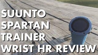 Suunto Spartan Trainer Wrist HR Review—Best TRI Watch Sub-$300?