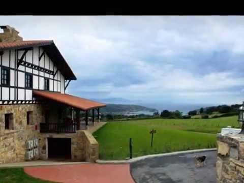 Casa rural vizcaya pa s vasco casa rural larrakoetxea youtube - Casas pais vasco ...
