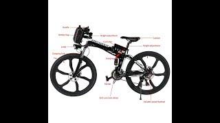 Fixing Ancheer bike motor + Review