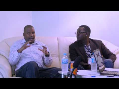 Sidique Bah & Stephen Tongun Shared their views on the media