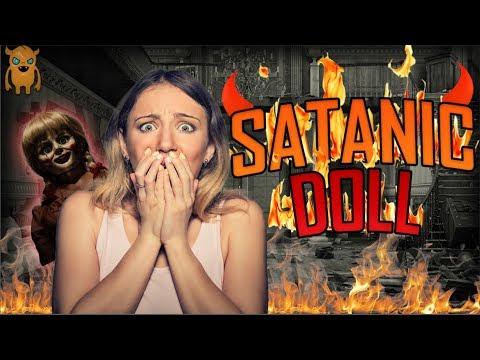 Satanic Doll Possesses Owner (INSANE)