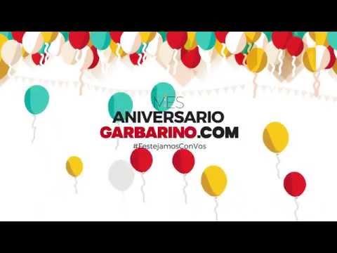 Aniversario en Garbarino.com