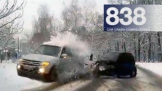 rally car crash |Car Crash Compilation 838 - December 2017