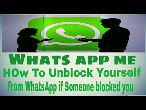 how to tell if someone blocked you whatsapp