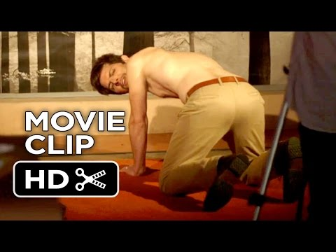 The Overnight Movie CLIP - You've Got a Really Great Look (2015) - Adam Scott Comedy HD