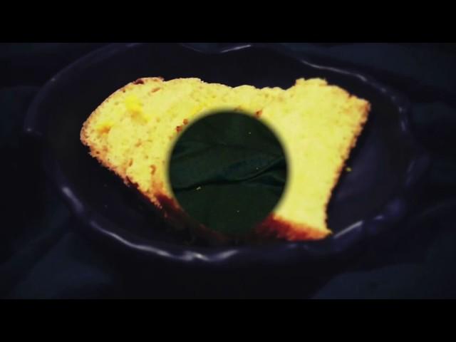 Orange cake by chef Ripudaman Handa
