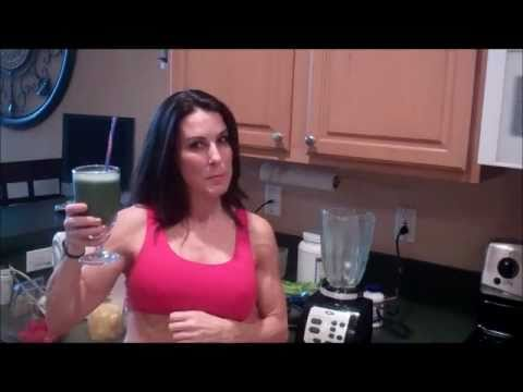 Healthy, Lean Mean & Green Laura London Anabolic Jucing/Greens Fast
